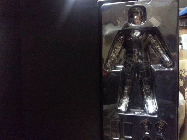 Hot toys MMS Stark iron man Tony Stark MMS mech mecha test old version USED jjj 479283