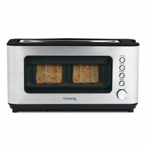 H-KOENIG-Vision-2-Scheiben-Toaster-mit-Sichtfenster-6-Braeunungsstufen-1200W