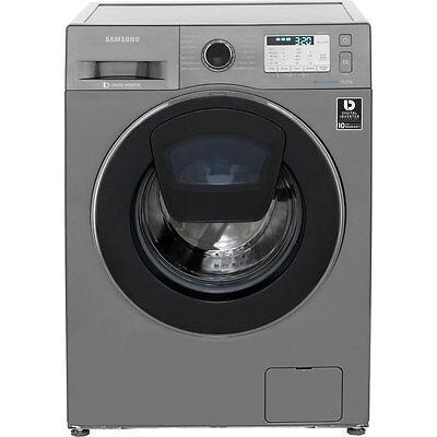 Samsung WW90K5413UX WW5500 AddWash™ A+++ 9Kg 1400 Spin Washing Machine Graphite