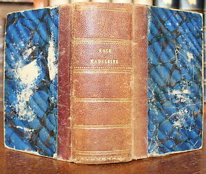 1832-Madeleine-Paul-De-Kock-4-Volumes-in-One-First-Edition-Brussels-Bruxelles