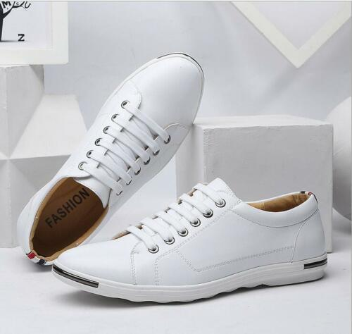 Men's Dress Formal rubber Leather shoes Business Casual fashion Leisure Shoes