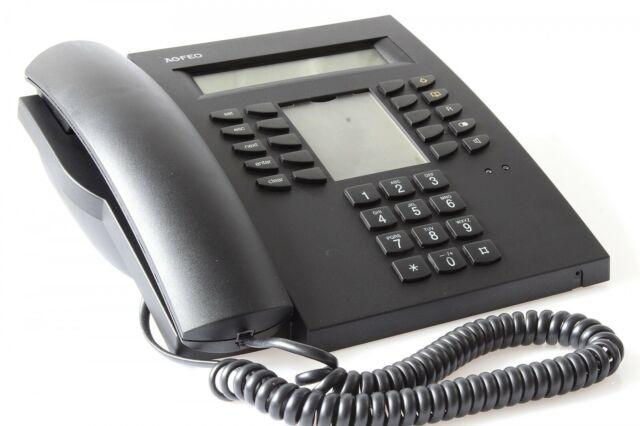 Agfeo ST 40 schwarz // inkl MwSt. S0 Systemtelefon