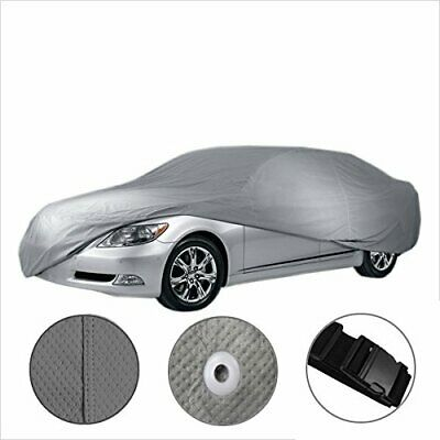 Breathable Scratch Full CUSTOM FIT Car Cover For Ford Mustang CCT 2005-2020