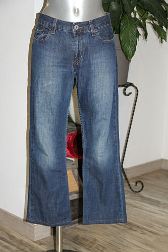 Pretty jeans Blue Woman tommy hilfiger Low Rider S