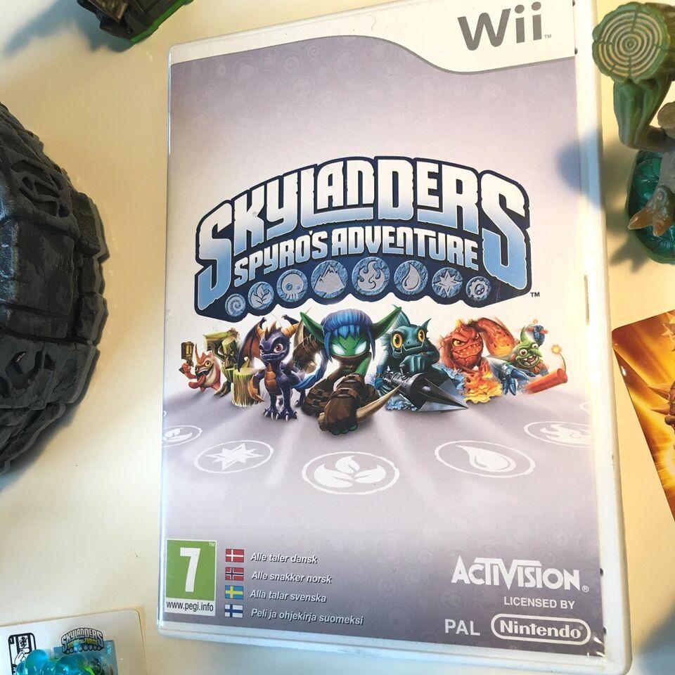 Nintendo Wii, Skylanders, Perfekt
