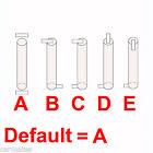 6 Battery Sub C For Hitachi DEWALT Black Decker Hilti Metabo 3.0Ah Ni-MH RC toy