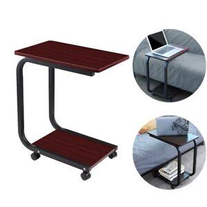 computertisch laptoptisch notebooktisch notebookst nder laptopst nder mit rollen ebay. Black Bedroom Furniture Sets. Home Design Ideas
