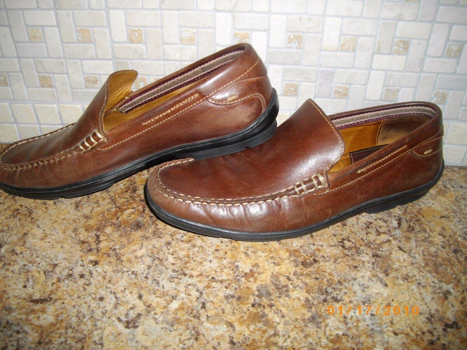 Zapatos de cuero JOHNSTON AND MURPHY Mocasines para hombre para para hombre mujer 2f1dbe