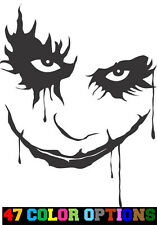 Decal Vinyl Truck Car Sticker Dc Comics Batman Dark Knight Joker