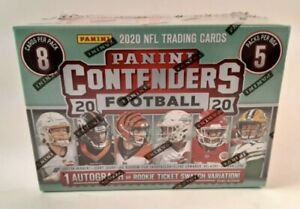 2020-Panini-Contenders-NFL-Football-Blaster-Box-SEALED-NEW-Release