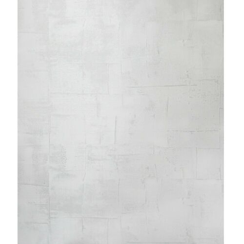 Modern Wallpaper white textured faux rustic grasscloth lines on plaster textures
