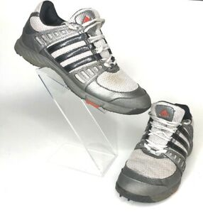 Details about Adidas Mens Size 7.5 Golf Shoes Grey 791003 B5