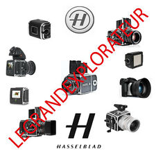 Ultimate Hasselblad Instruction  Repair & Service manual  220 PDF manuals on DVD