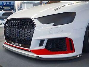 EZ-Lip-Audi-A3-S3-RS3-S-RS-8P-8V-Frontspoiler-Spoilerlippe-Spoiler-Tuning-NEU