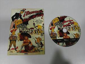 Bienvenido Mister Marshall DVD Su Cartone JOSE Isbert Luis Garcia Berlanga