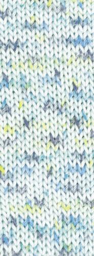 Lana Grossa 3656 100 g Meilenweit 100 Solo Cotone Spray Fb Wolle Kreativ