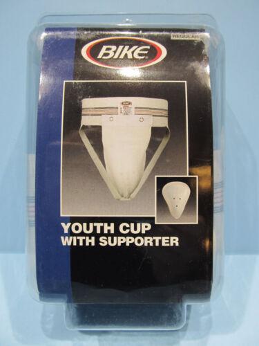 Bike Youth Hard Cup /& Supporter #7175 Sports Athletic Performance Jockstrap NIP