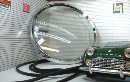 """Morgan Speedo 5/"""" Jaeger//Smiths Instrument Gauge Repair Bezel Domed Glass Seals"""