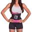 Waist Trimmer Belt Back Support Adjustable Abdominal Elastic Waist Trainer Hourg