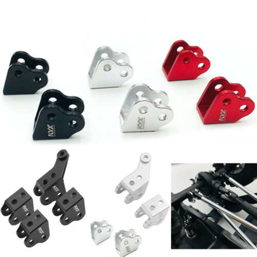 KYX Aluminum Front Rear Axle Lower Link Mount for 1//10 Redcat GEN8 RC Crawler
