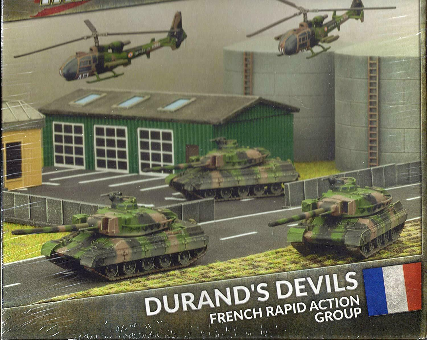 Team Yankee - Durand'S Devils (Plastic Army Deal) Army Deals - TFRAB1