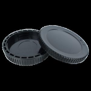 Body-Cap-amp-Rear-Lens-Cap-Protector-Part-f-Nikon-Z7-Z6-Z-Mount-Camera-amp-Lenses