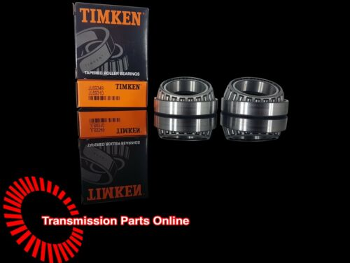 Peugeot 206 207 5 Speed MA Gearbox O.E.M Differential Bearing Pair