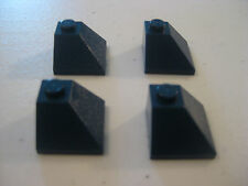 Parts 5 x Lego Grey Slope 45 degree double convex - 4210646 size 2x2