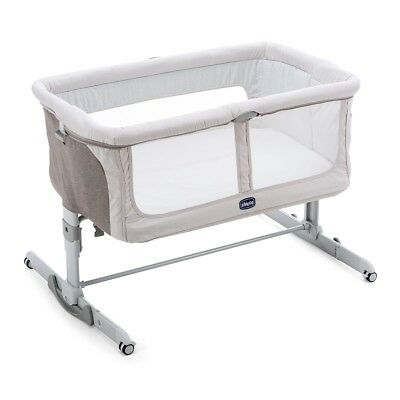 CHICCO Culla co-sleeping Next2Me Dream Legend Fianco Letto Trasportabile