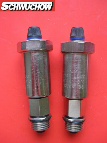 """Automatic 2 Air Vent Shut-Off 1//2 /"""" Nickel Plated Vent Heater"""