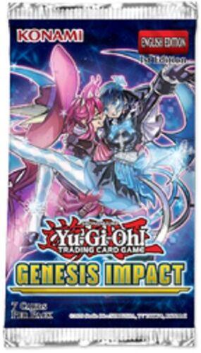 Knightmare Unicorn GEIM-EN050 Silver Rare Yu-Gi-Oh Card 1st Edition New
