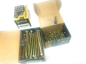 Turbo Coach Screws M8 Pack of 50 All Sizes