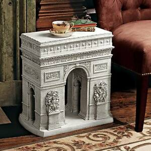Arc-de-Triomphe-Sculptural-Design-Toscano-20-034-Table-With-Antique-Stone-Finish