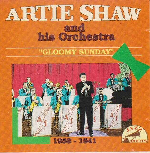 ARTIE SHAW & HIS ORCHESTRA Glooy Sunday ITALIAN CD Jazz SWING Ella Fitzgerald