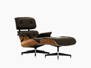 Super Details About Herman Miller Eames Lounge Chair And Ottoman Brand New Authentic Uwap Interior Chair Design Uwaporg