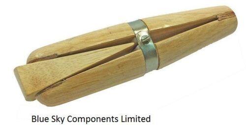 Pro en Bois anneau de serrage pour le polissage et la réparation Anneaux vice avec Wedge Lock