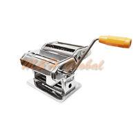 Pasta Maker Machine 7 Stainless Steel Hand Crank