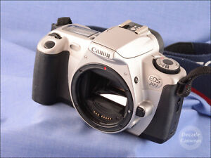 Canon EOS 300 35mm Film Camera inc English & French Manuals - 780