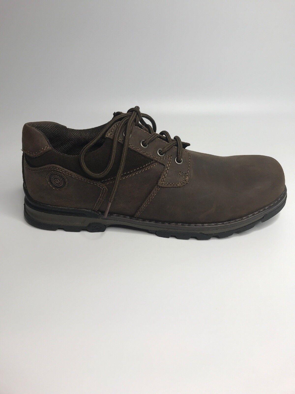 Nunn Bush Para Hombre Zapato Phillip Oxford 84671 Cuero Marrón Talla 7.5 M