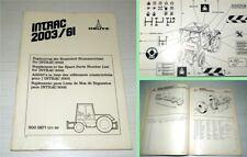 Deutz Fehlersuch Handbuch Motor 913 BF6L913 für Traktor DX7.10