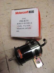 1989 mercury topaz fuel filter nos 87 88 89 mercury topaz mozda 323 fuel filter ... #2