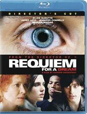 REQUIEM FOR A DREAM : Director's Cut -  Blu Ray - Sealed Region free for UK