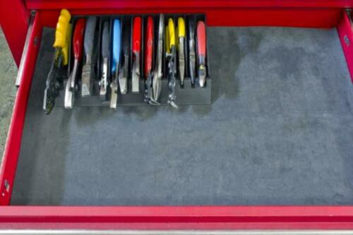 Details about  /Wrench Pliers Organizer Holder Set Rack Toolbox Craftsman Tool Box Storage 1 Pc