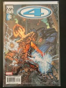 MARVEL-KNIGHTS-4-18-Fantastic-Four-2005-MARVEL-Comics-VF-NM-Book