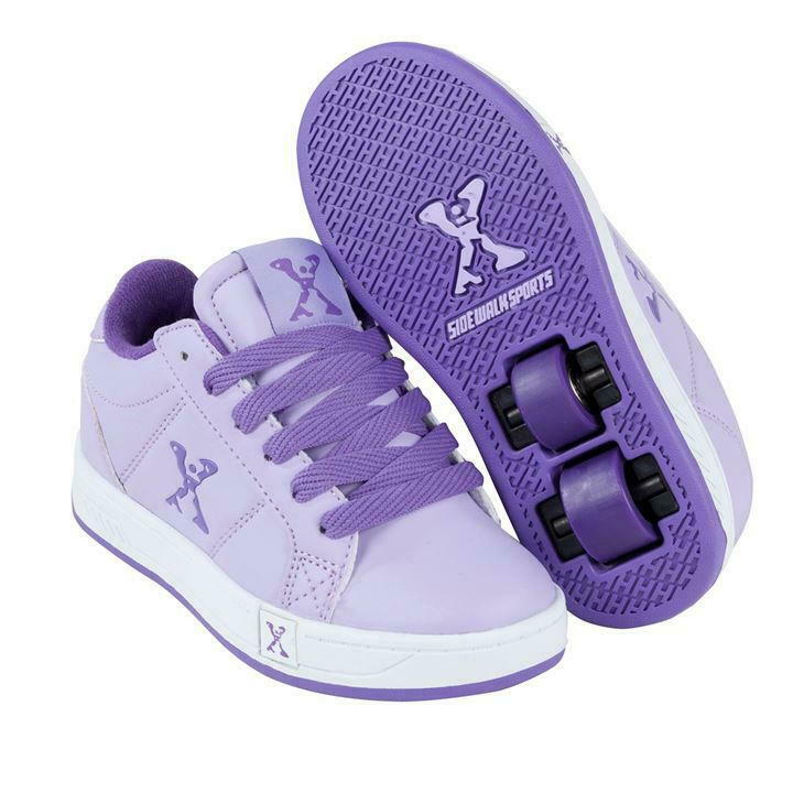 Sidewalk Sports purplec Purple Wheel Trainers LN44 49   save up to 70%