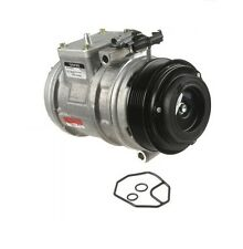 Lexus LS400 90-94 Denso OE A/C Compressor with 6 Poly Clutch 88320-50030-84