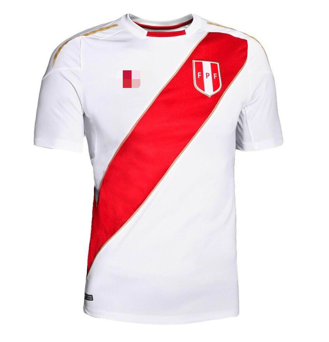 Peru Soccer Jersey 2018 - Please ask for size before purchasing. Preguntar