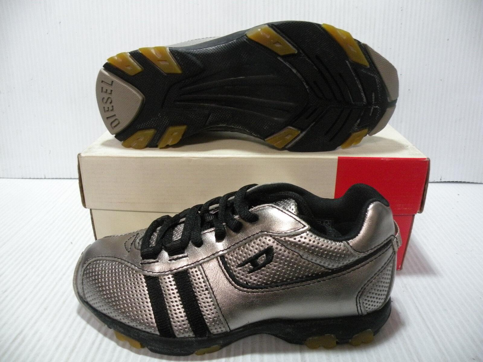 Diesel choque Psyke Baja Mujer Zapatos humo NEGRO NEGRO NEGRO 1907709 tamaño 5 Nuevo  increíbles descuentos