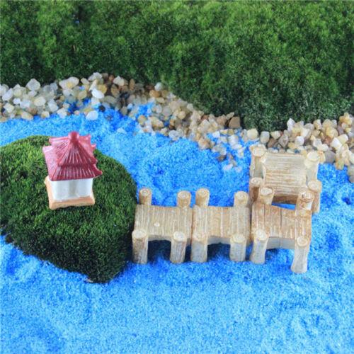 Garden Ornament Miniature Figurine Corridor Craft Plant Pots Fairy Dollhouse Dec