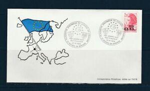 FRc-enveoppe-conseil-Europe-jumelage-Bad-Kreuznach-01-Bourg-en-Bresse-1989